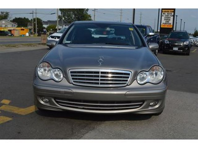 2007 mercedes benz c class c280 4 matic premium ottawa for Mercedes benz 2007 c280