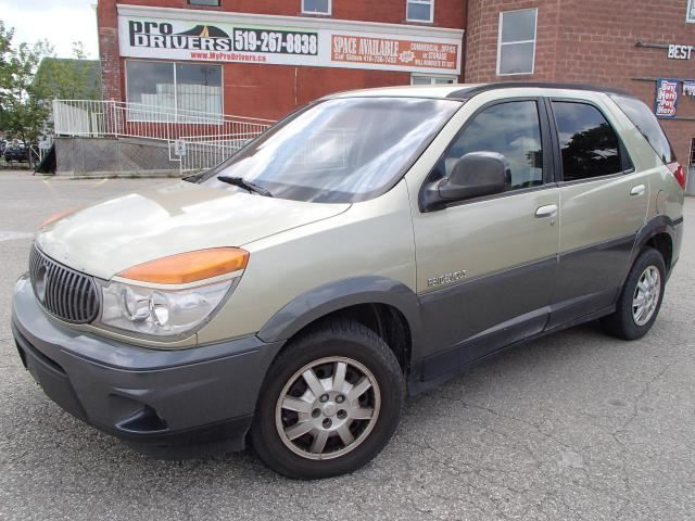 2003 buick rendezvous cx cambridge ontario used car for. Black Bedroom Furniture Sets. Home Design Ideas