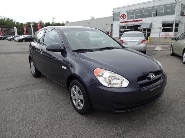 2009 hyundai accent 3dr hb automatique bas km laval. Black Bedroom Furniture Sets. Home Design Ideas