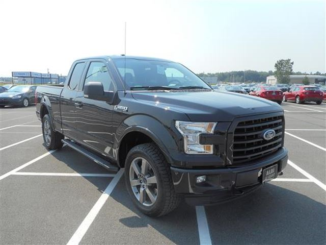 2015 ford f 150 xlt sport mascouche quebec used car for. Black Bedroom Furniture Sets. Home Design Ideas