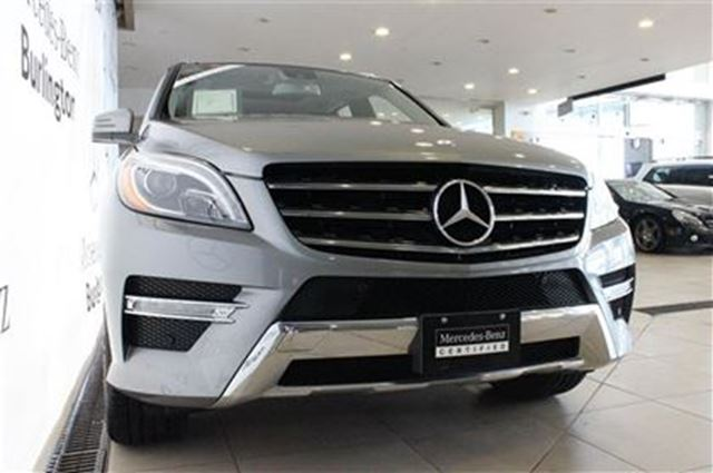 2013 mercedes benz m class ml350 4matic burlington for 2013 mercedes benz ml 350