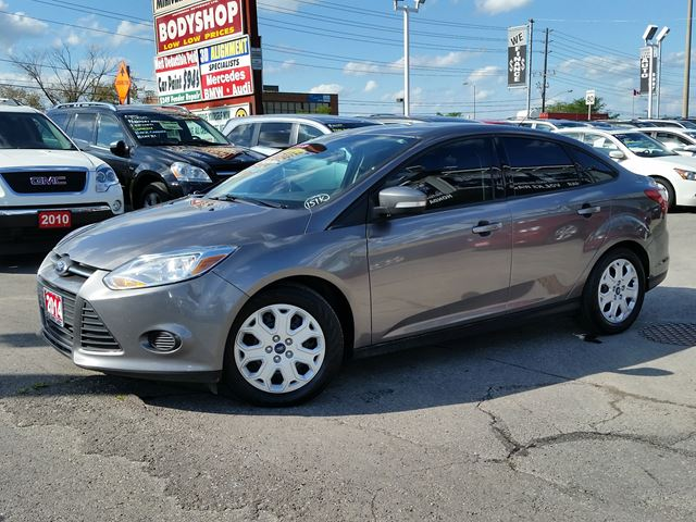 2014 ford focus se brampton ontario used car for sale. Black Bedroom Furniture Sets. Home Design Ideas
