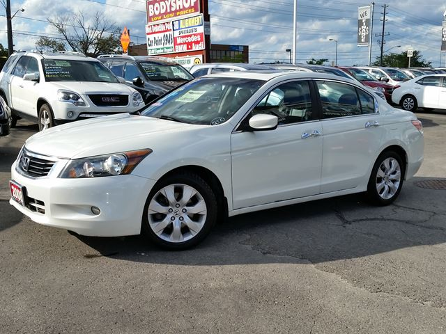 2008 Honda Accord Ex L V6 Brampton Ontario Used Car For Sale 2248108