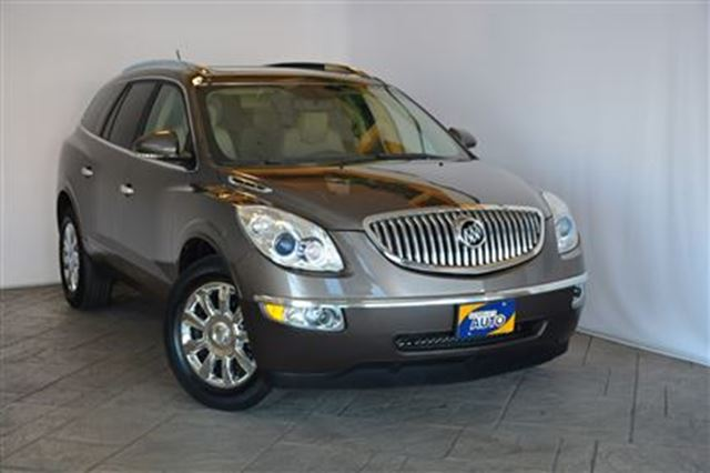 2011 buick enclave cxl milton ontario used car for sale. Black Bedroom Furniture Sets. Home Design Ideas