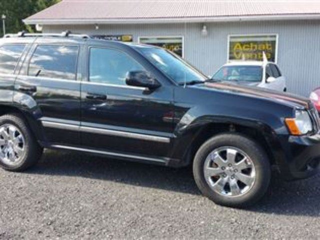 2008 Jeep Grand Cherokee Limited in Saint-Nicolas, Quebec