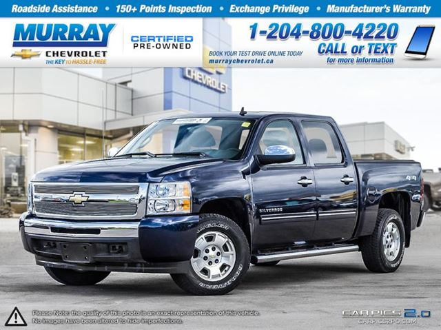 2011 chevrolet silverado 1500 lt winnipeg manitoba used. Black Bedroom Furniture Sets. Home Design Ideas