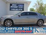 2012 Chrysler 300 S 3.6L V6 RWD Fully Loaded Beats Audio Pac in Essex, Ontario