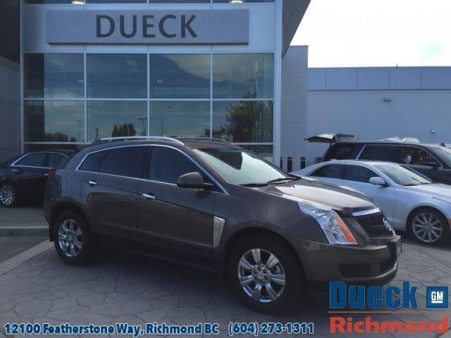 2014 CADILLAC SRX Luxury in Richmond, British Columbia