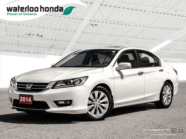 2014 honda accord ex l one owner waterloo ontario used for 2014 honda accord ex for sale
