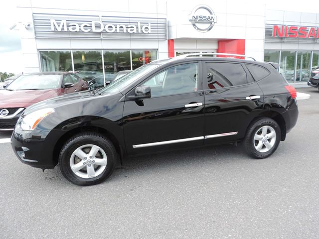 2013 nissan rogue sydney nova scotia used car for sale. Black Bedroom Furniture Sets. Home Design Ideas