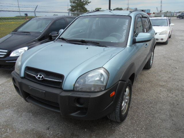 2006 hyundai tucson innisfil ontario used car for sale. Black Bedroom Furniture Sets. Home Design Ideas