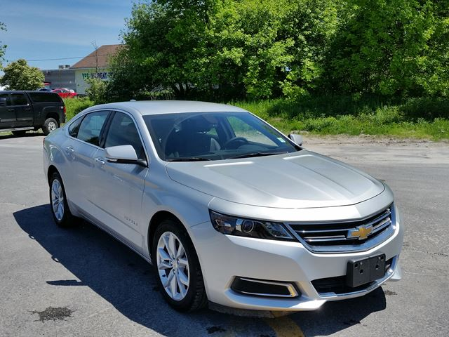 2016 chevrolet impala lt midland ontario new car for sale 2252206. Black Bedroom Furniture Sets. Home Design Ideas