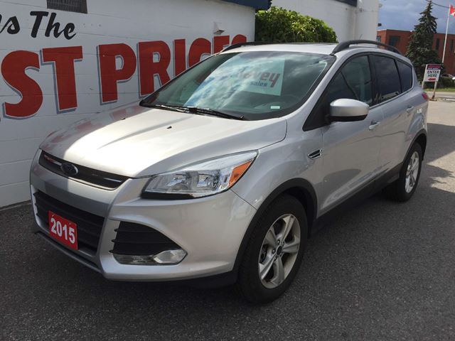 2015 ford escape se oshawa ontario used car for sale 2251634. Black Bedroom Furniture Sets. Home Design Ideas
