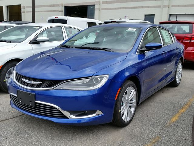 2016 Chrysler 200 Limited in Vaughan, Ontario