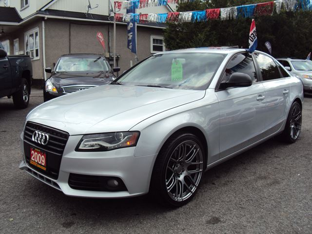 2009 Audi A4 Quattro Financing Available 0down Silver