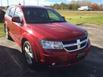 2010 Dodge Journey R/T All Wheel Drive! Leather! in Thunder Bay, Ontario