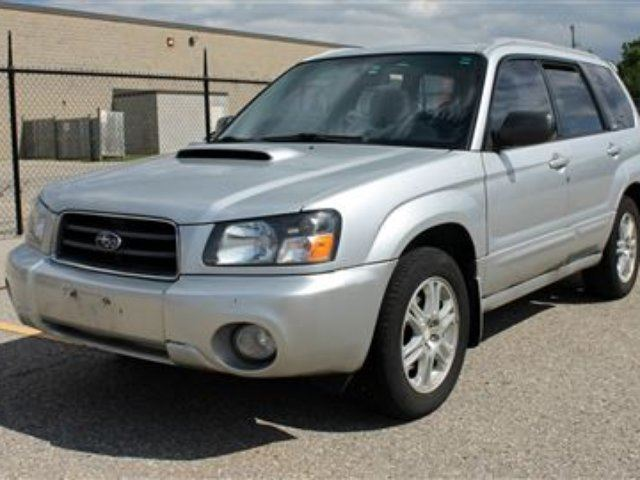 2004 subaru forester xt all wheel drive waterloo ontario used car for sale 2252743. Black Bedroom Furniture Sets. Home Design Ideas