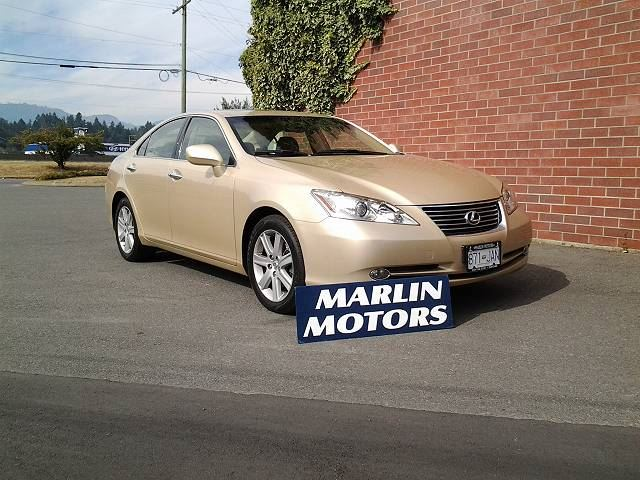 2007 LEXUS ES 350 Sedan in Koksilah, British Columbia