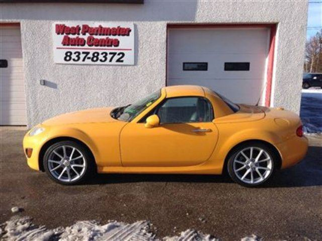 2010 mazda mx 5 miata gt winnipeg manitoba used car for. Black Bedroom Furniture Sets. Home Design Ideas