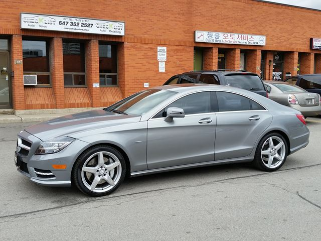 2012 mercedes benz cls class cls550 4matic grey check for Mercedes benz cls 2012 price