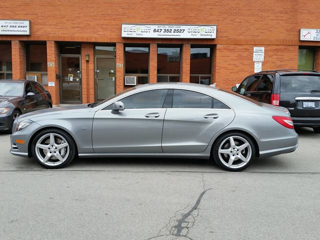 Used 2012 Mercedes Benz Cls Class Cls550 4matic