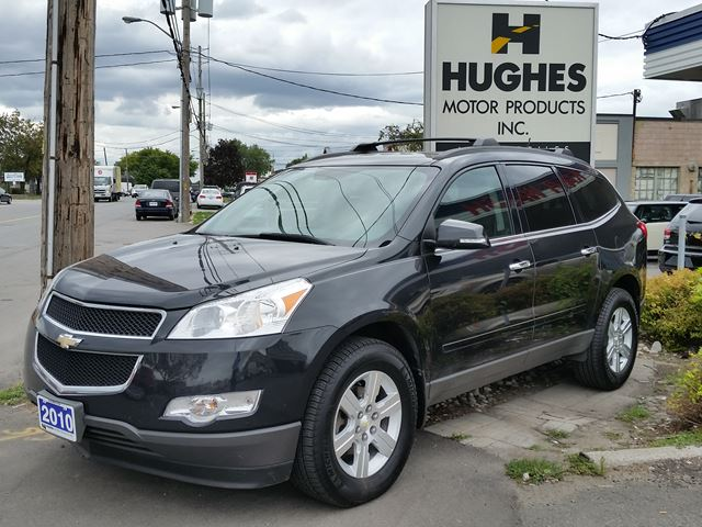 2010 Chevrolet Traverse 1lt Black Hughes Motor Products