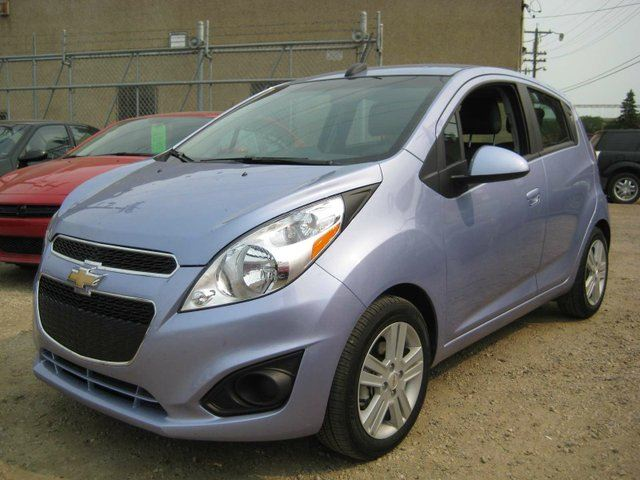 2015 chevrolet spark 1lt cvt 4dr hatchback edmonton. Black Bedroom Furniture Sets. Home Design Ideas