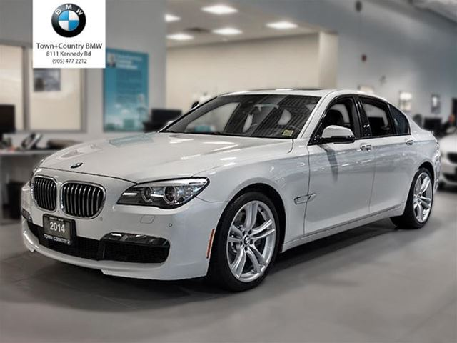 2014 bmw 7 series 750 markham ontario used car for sale. Black Bedroom Furniture Sets. Home Design Ideas