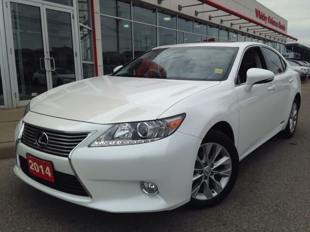 2014 lexus es 300h whitby ontario used car for sale 2253543. Black Bedroom Furniture Sets. Home Design Ideas