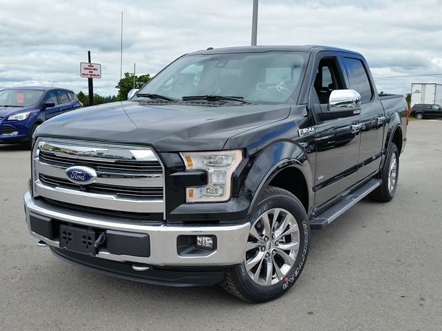 2015 ford f 150 lariat port perry ontario new car for sale 2254041. Black Bedroom Furniture Sets. Home Design Ideas