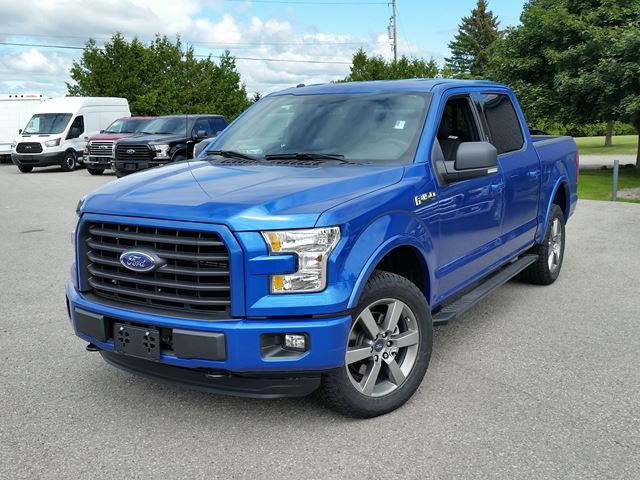 2015 ford f 150 xlt port perry ontario new car for sale 2254057. Black Bedroom Furniture Sets. Home Design Ideas