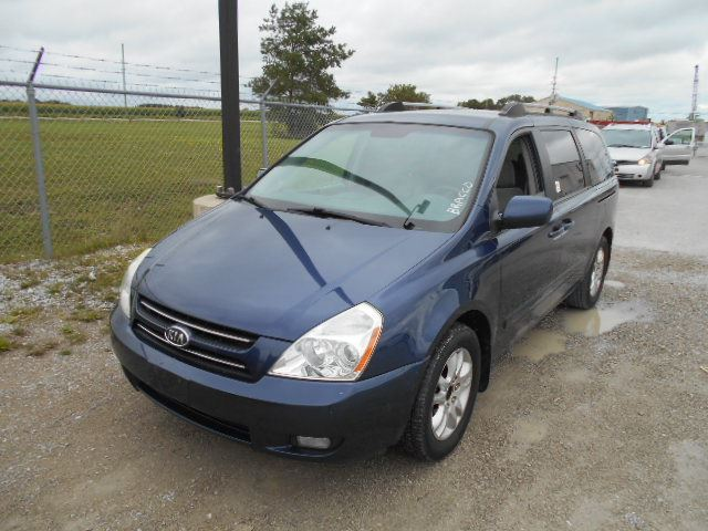 2006 kia sedona ex innisfil ontario used car for sale. Black Bedroom Furniture Sets. Home Design Ideas