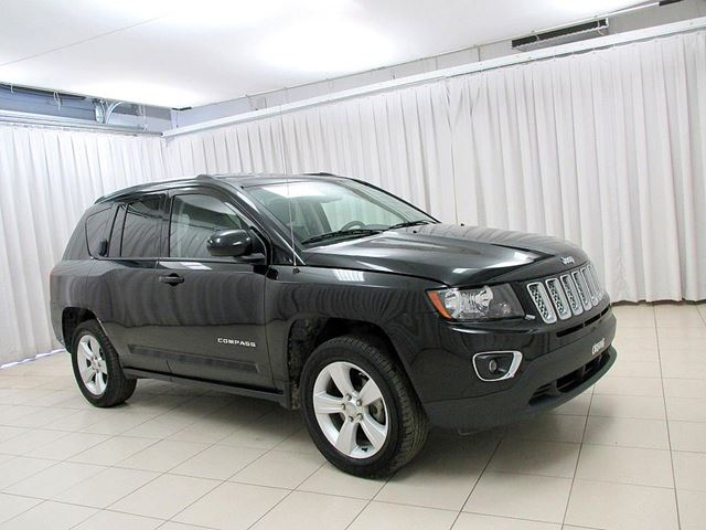 2015 jeep compass 4x4 high altitude suv halifax nova scotia used car for sale 2254688. Black Bedroom Furniture Sets. Home Design Ideas