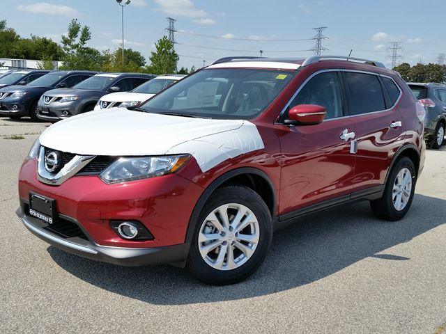 2015 nissan rogue sv fwd toronto ontario new car for sale 2255335. Black Bedroom Furniture Sets. Home Design Ideas