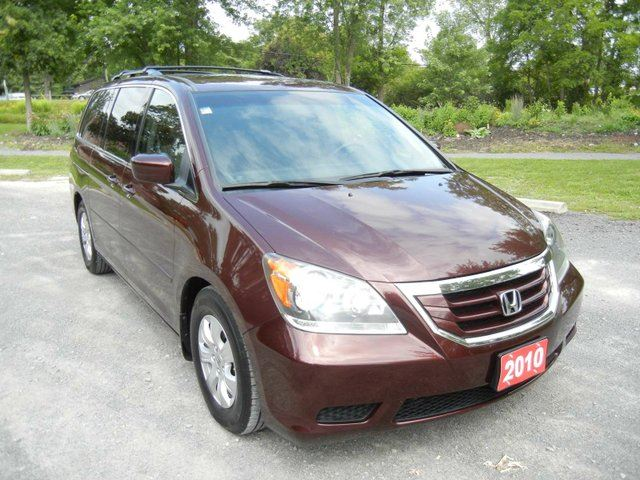 2010 honda odyssey se passenger van roof rack very clean. Black Bedroom Furniture Sets. Home Design Ideas