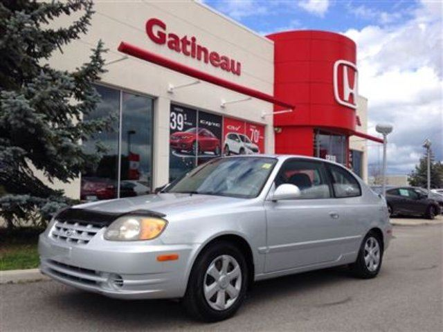 2006 hyundai accent gatineau quebec used car for sale. Black Bedroom Furniture Sets. Home Design Ideas