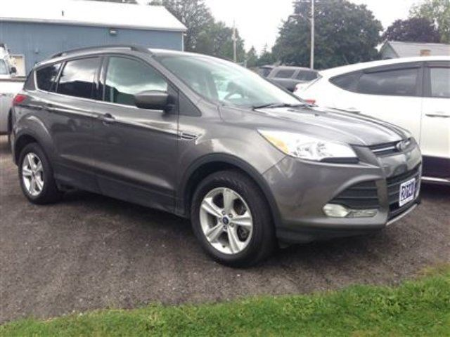 2014 ford escape se 4x4 belmont ontario used car for sale 2256661. Black Bedroom Furniture Sets. Home Design Ideas
