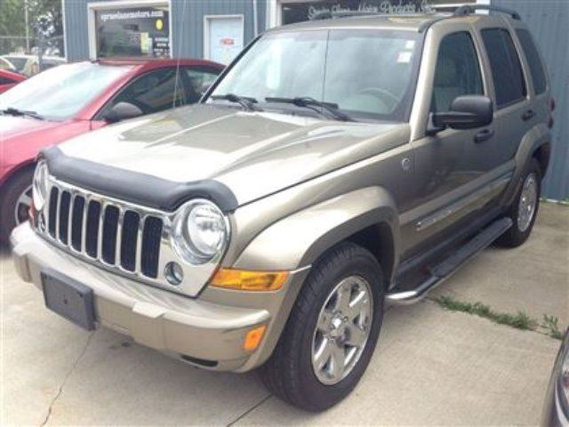 2007 jeep liberty limited edition belmont ontario used car for sale 2256664. Black Bedroom Furniture Sets. Home Design Ideas