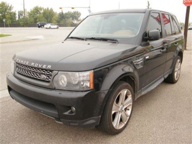 2011 LAND ROVER RANGE ROVER Sport Supercharged w/NAVI/B.CAM/S.ROOF/H.SEATS in Calgary, Alberta