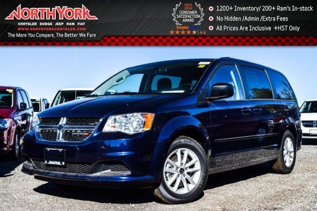 2016 dodge grand caravan thornhill ontario new car for sale 2256593. Black Bedroom Furniture Sets. Home Design Ideas