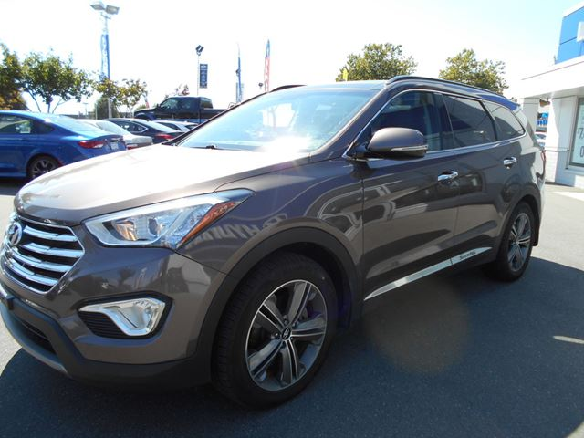 2013 hyundai santa fe limited 6 passenger surrey british columbia used car for sale 2256508. Black Bedroom Furniture Sets. Home Design Ideas