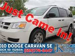 2010 Dodge Grand Caravan SE 3.3 V6 FWD Cloth Automatic in Essex, Ontario