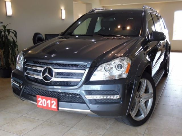 2012 mercedes benz gl class gl350 bluetec amg sport pkg. Black Bedroom Furniture Sets. Home Design Ideas