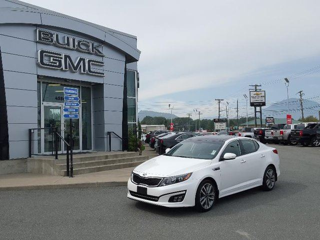 2014 KIA OPTIMA SX Turbo in Chilliwack, British Columbia