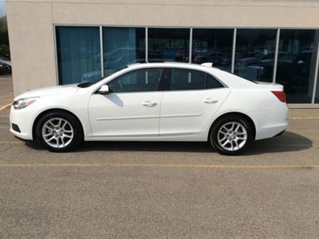 2015 Chevrolet Malibu 1LT in Vernon, British Columbia