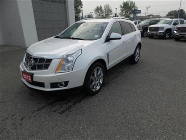 2012 CADILLAC SRX Premium Collection in Kelowna, British Columbia