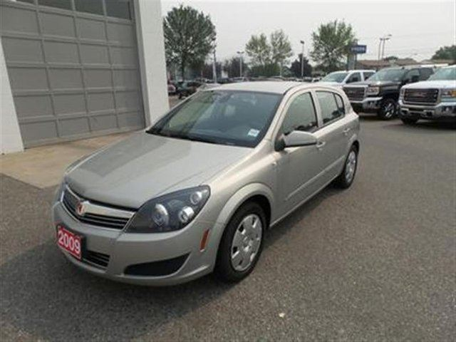 2009 SATURN ASTRA XE in Kelowna, British Columbia