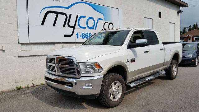 2010 Dodge Ram 2500 Laramie In Richmond Ontario