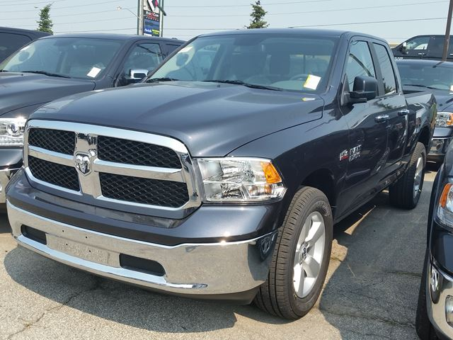 2016 dodge ram 1500 slt quad cab 4x4 vaughan ontario new car for sale 2258904. Black Bedroom Furniture Sets. Home Design Ideas