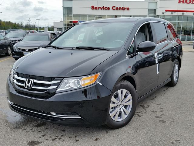2016 honda odyssey ex l black whitby oshawa honda new. Black Bedroom Furniture Sets. Home Design Ideas